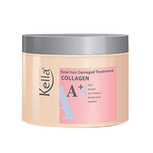 Kem hấp dầu dưỡng tóc Kella Colagen A+ 300ml - 3032181 , 1342080767 , 322_1342080767 , 128000 , Kem-hap-dau-duong-toc-Kella-Colagen-A-300ml-322_1342080767 , shopee.vn , Kem hấp dầu dưỡng tóc Kella Colagen A+ 300ml