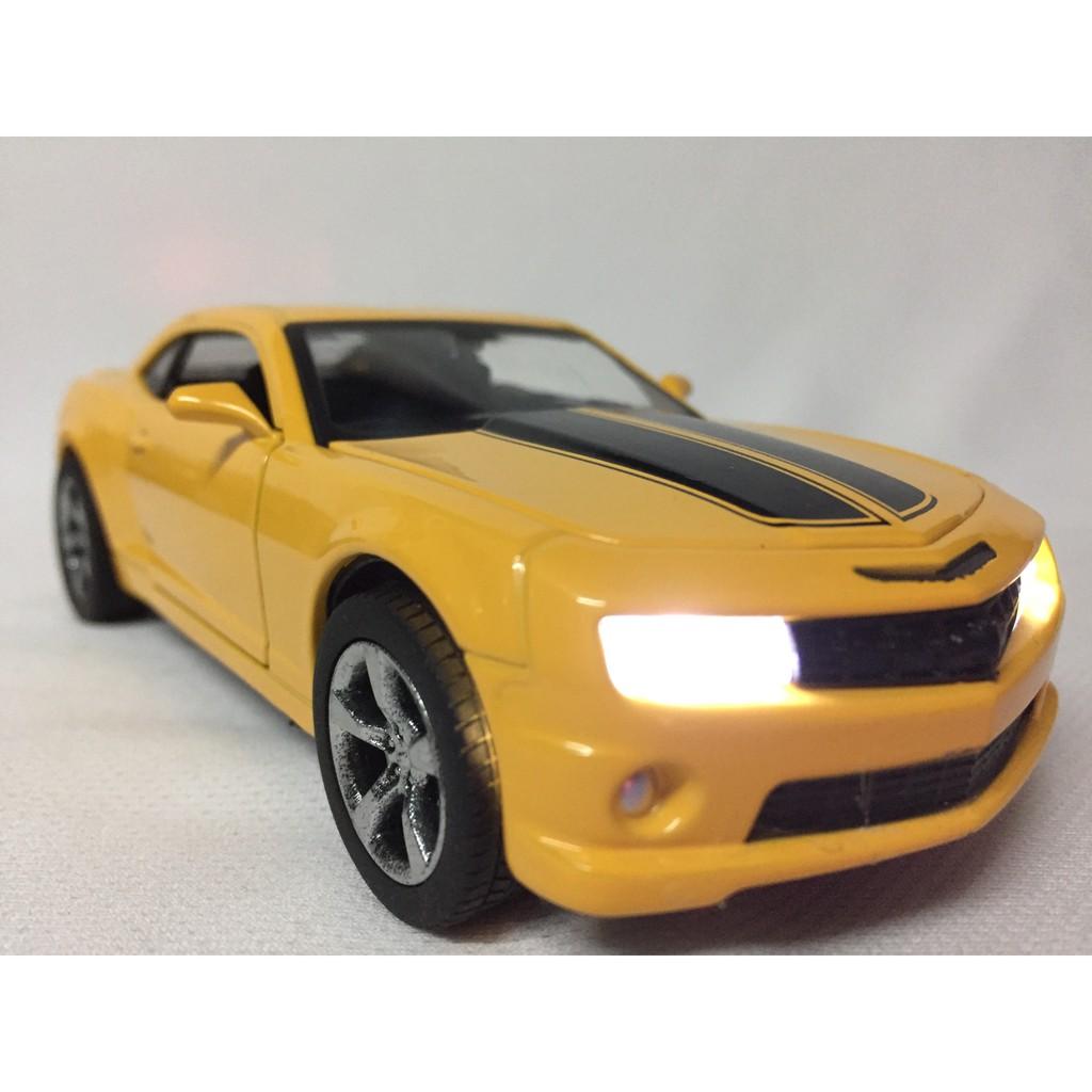 Mô hình xe Ô Tô CHEVROLET CAMARO tỷ lệ: 1:32
