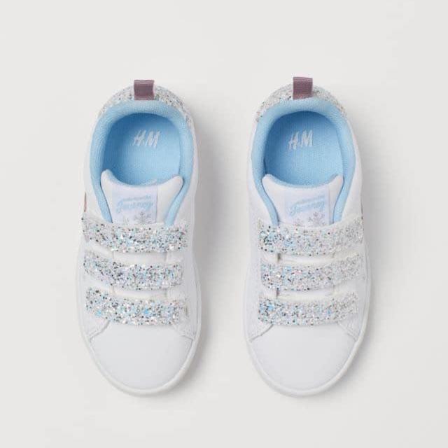 Giày xanh Elsa