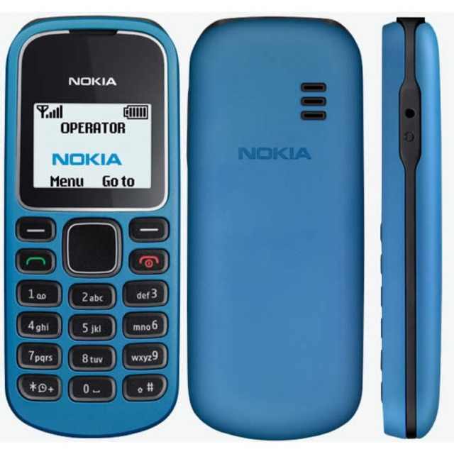 Điện Thoại Nokia 1280 Zin Công Ty, Tặng Xạc pin