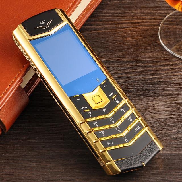 Điện thoại signature k7 kiểu dáng sanh trọng giá rẻ