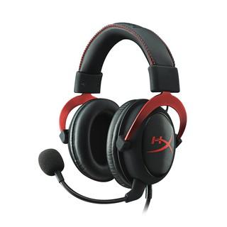 [Mã ELCL2MIL giảm 7% đơn 2TR] Tai nghe Kingston HyperX Cloud 2 Gaming Red (KHX-HSCP-RD) thumbnail