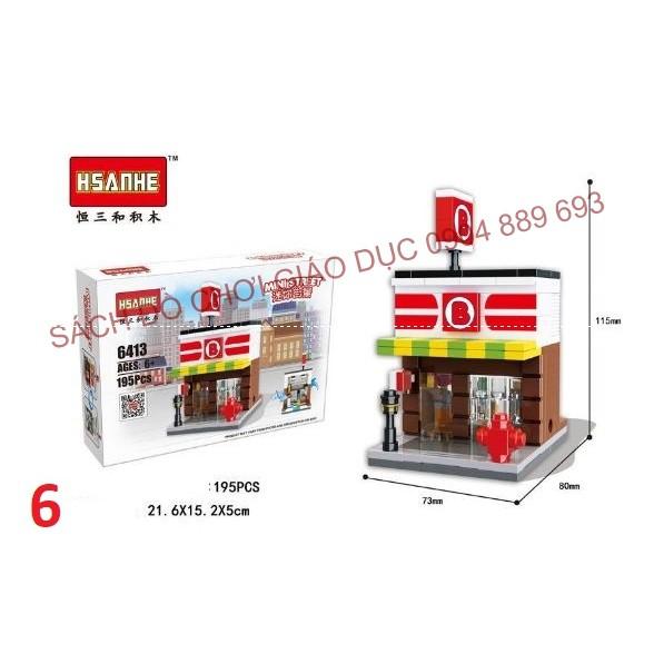 Lego cửa hàng B