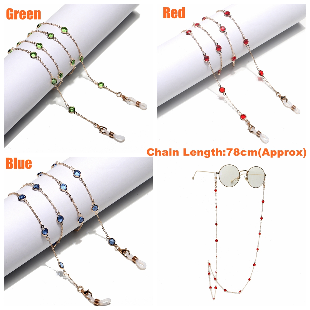 CLEVER Non-slip Multi-Function|Eye Wear Accessories Glasses Necklace Glasses Chain