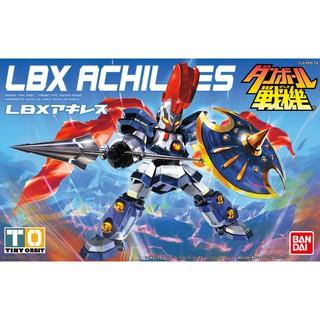Mô hình lắp ráp – Đấu sỹ LBX Achilles (Bandai) (tặng thêm sticker đặc biệt)