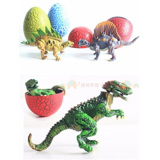 [HOT]Đồ chơi trứng khủng long lắp ghép sáng tạo – Toca Toys
