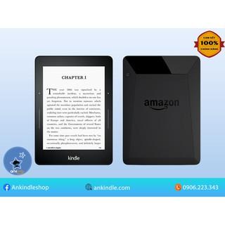 [Tặng cover] Máy đọc sách Kindle Voyage gen 7th – bộ nhớ 4GB, màn 6″ 300PPI – có đèn nền và phím lật trang