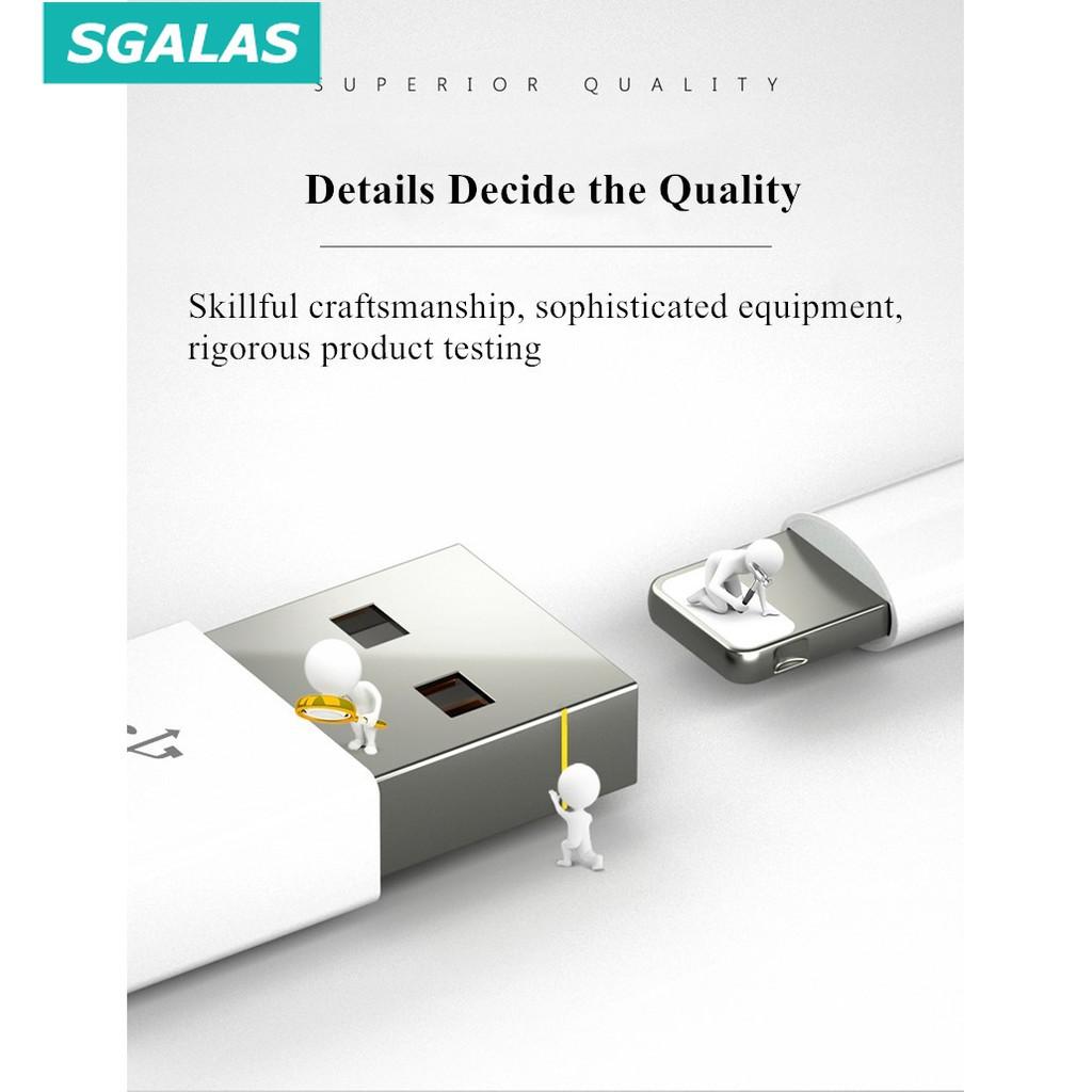 Cáp sạc nhanh USB Sgalas cho iPhone ipad