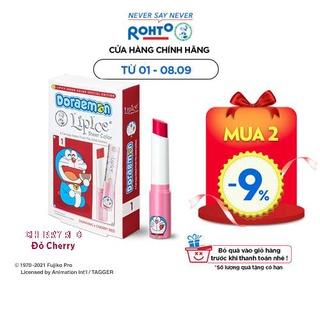 Son dưỡng có màu tự nhiên LipIce Sheer Color x Doraemon 2.4g (Tặng truyện tranh) thumbnail