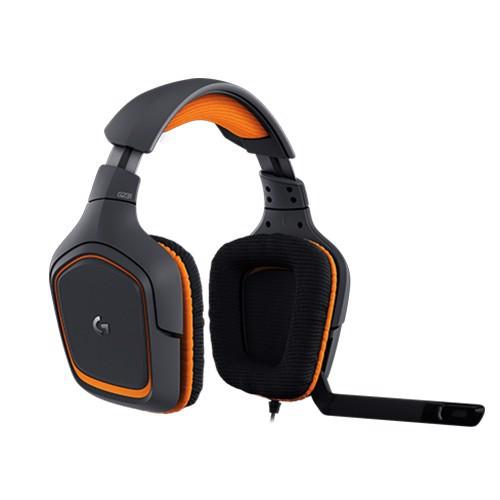 Tai nghe Logitech G231 Prodigy Gaming - Sản phẩm chính hãng