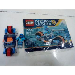 Lego chính hãng. Nexo Knights hàng đã ráp