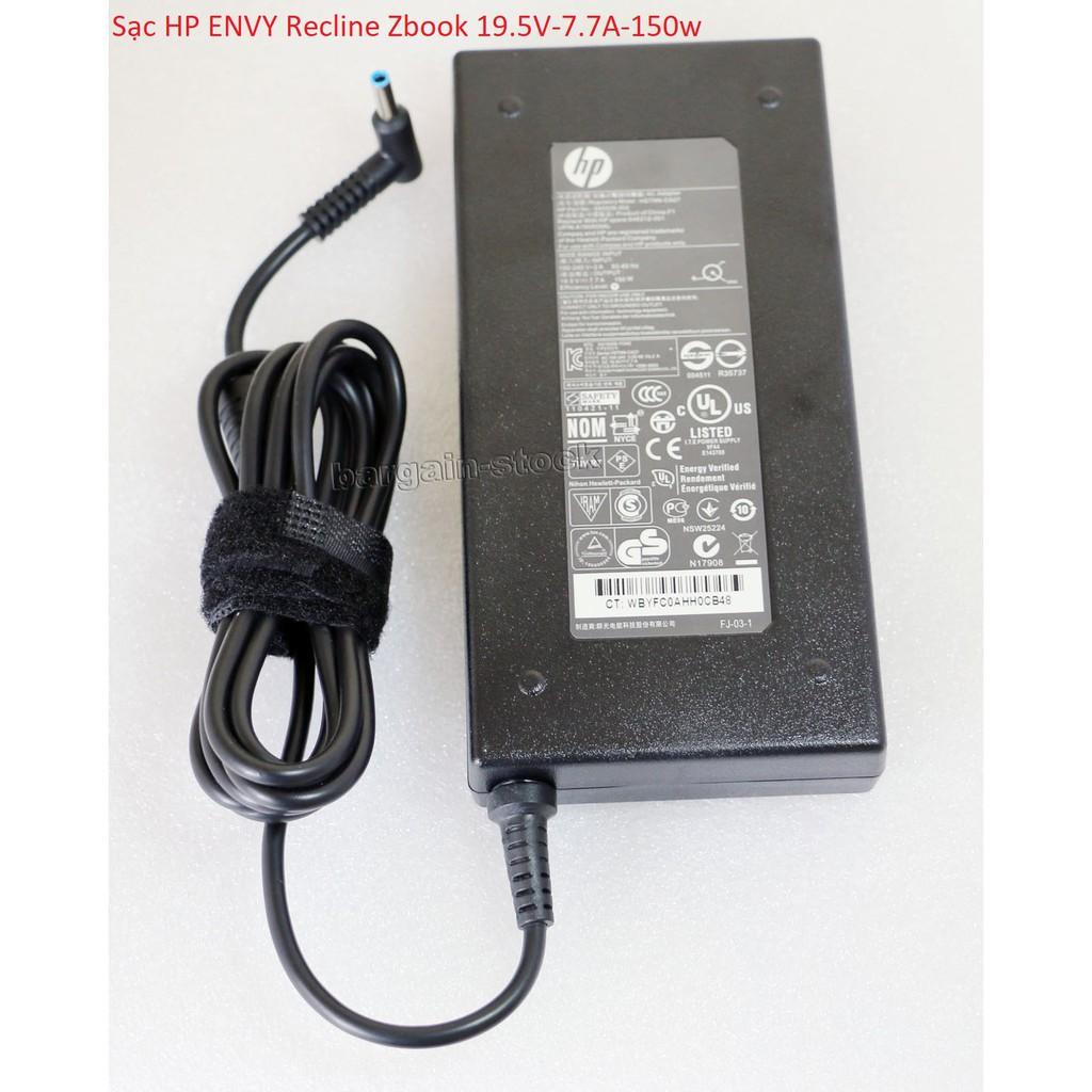 Sạc HP ENVY Recline Zbook 19.5V-7.7A-150w Giá chỉ 550.000₫