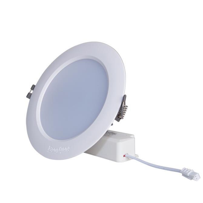 Đèn Led Âm Trần Downlight Rạng Đông D AT04L 90/9W 220V - 3000k,6500K (E), Vỏ nhôm đúc, cánh tản nhiệt