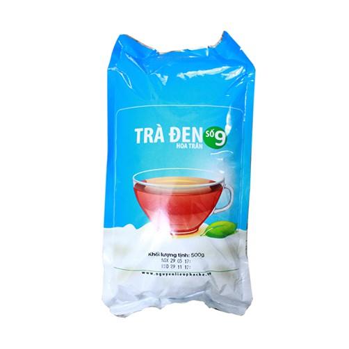Trà Đen Pha Trà Sữa Số 9 Hoa Trân 500g