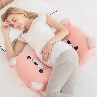 Gối thắt lưng bà bầu Gối ngủ bên hông, gối tựa bụng đa năng, gối thắt lưng, gối ôm ngủ, gối ôm, gối bà bầu thumbnail