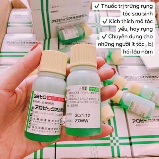 Thuốc bôi kích thích mọc tóc thảo dược Sato Nhật bản 30ml thumbnail