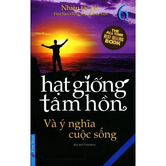 Hạt Giống Tâm Hồn - Tập 6 ( giá bìa 42.000vnđ)
