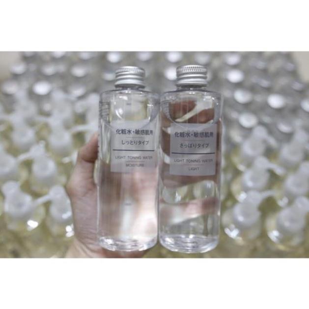 Nước hoa hồng Muji 200ml