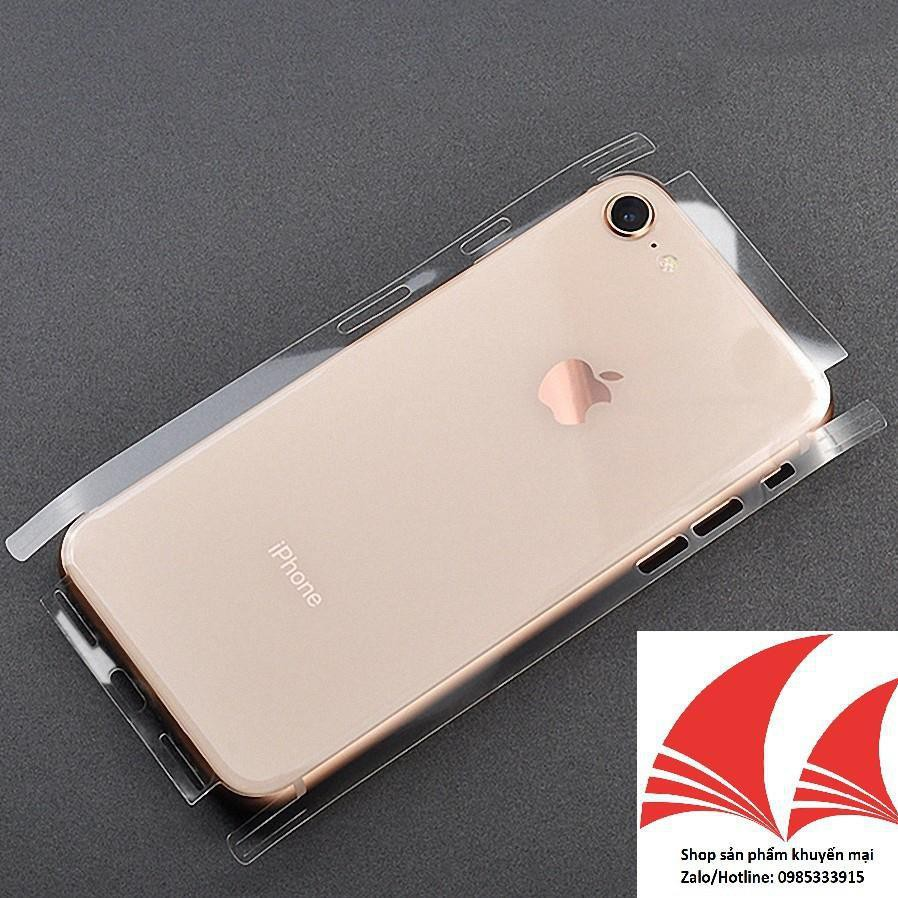 Miếng dán trong suốt PPF Full máy Iphone_tuandat