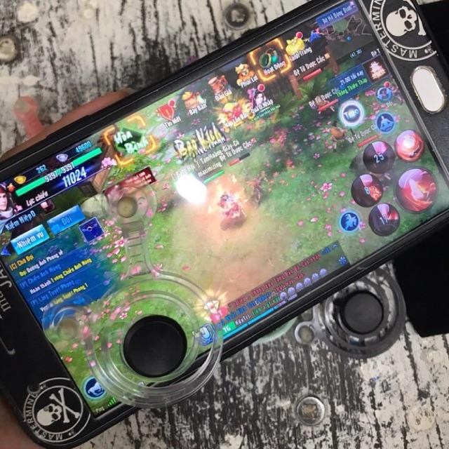 Joystick chơi game trên điện thoại