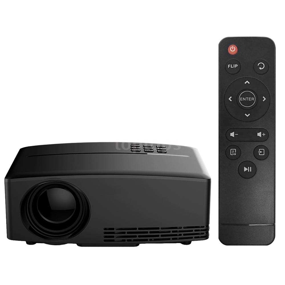 🎵 GP80 Projector 1080P Full Color 180