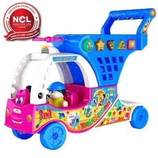 Đồ chơi xếp hình trẻ em Nhựa Chợ Lớn 344 – M1713-LR