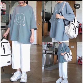 set áo thun+quần dài basic