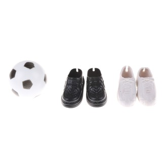 Clothes Accessories Shoes Sneakers and Football For Friend Dolls Accessory