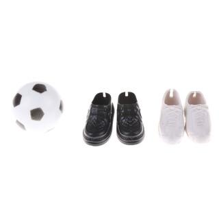❤Giày Sneaker Và Quần Đá Bóng Cho Búp Bê Barbie