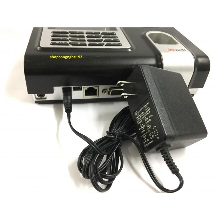 [Nhập ELCL30K giảm 30K đơn từ 200K]Adapter máy chấm công vân tay 5v-2a Giá chỉ 90.000₫