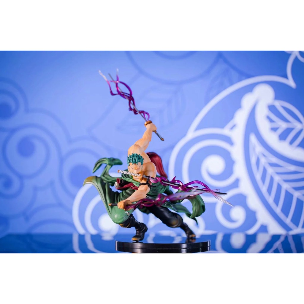 One Piece POP Straw Hat Fight Three Thousand Worlds Soron Special Effects Scene Boxed Action Figures
