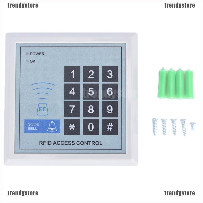 ❀PHỤ KIÊN ĐIỆN TỬ❀Security RFID Proximity Entry Door Lock Access Control System Device Machine