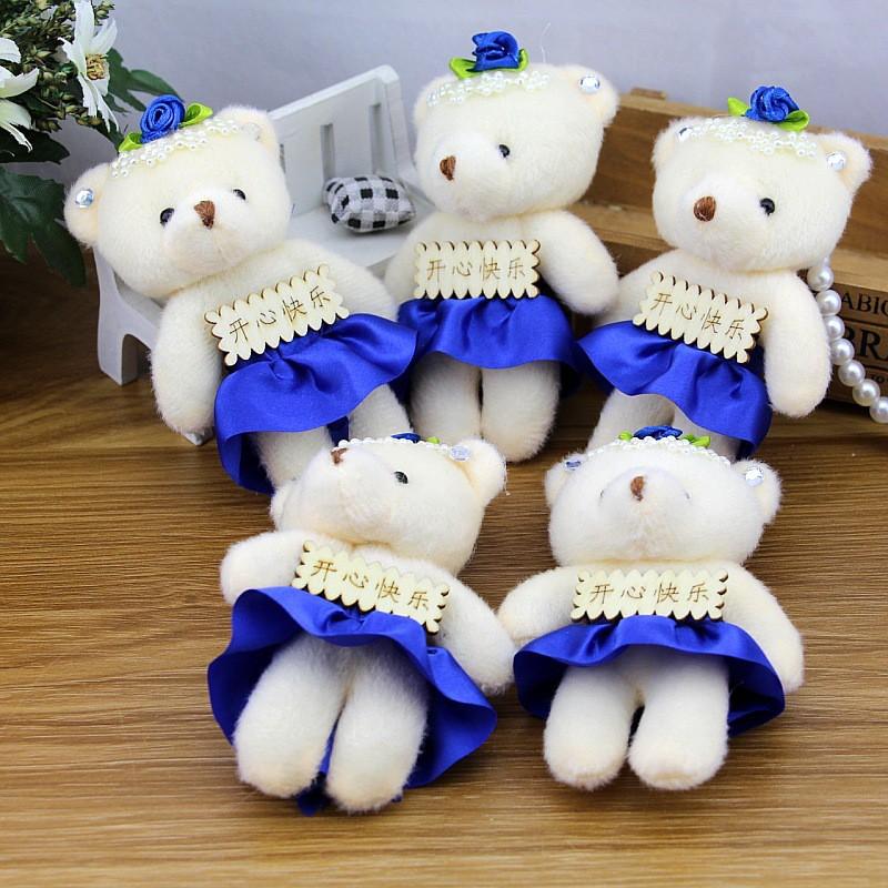 Combo 10 Gấu Bông Mini