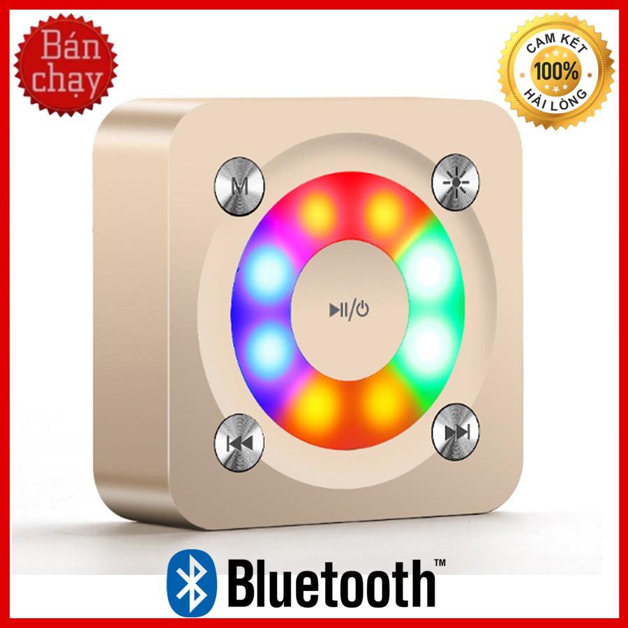 Loa Di Động Bluetooth Đèn Led Đổi Màu Niqin A9