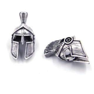 [Bead – Paracord bracelet] Bead Spartacus – Phụ kiện chiến binh cực ngầu (Màu bạc)
