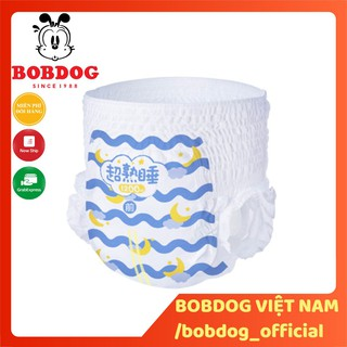 Gói nhỏ 2 miếng bỉm Bobdog Đêm quần M2 L2 XL2 XXL2 thumbnail