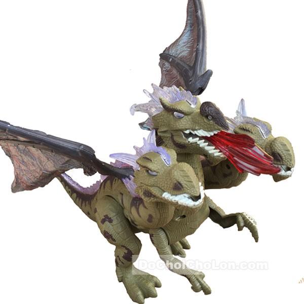 Hộp đồ chơi khủng long rồng có cánh 3 đầu Dinosaur - 2814939 , 88676717 , 322_88676717 , 154000 , Hop-do-choi-khung-long-rong-co-canh-3-dau-Dinosaur-322_88676717 , shopee.vn , Hộp đồ chơi khủng long rồng có cánh 3 đầu Dinosaur