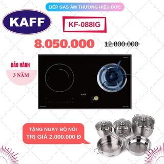 BẾP GAS KẾT HỢP TỪ KF-088IG