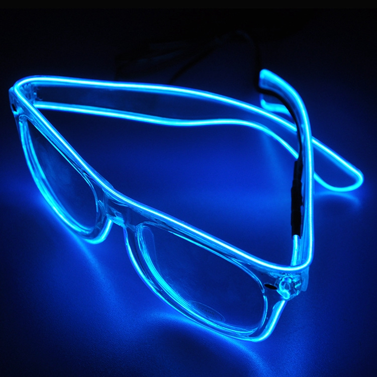 mắt kính phát sáng