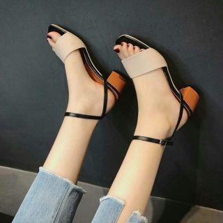Sandal gót 5 phân