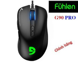 Chuột Gaming Fuhlen G90 Pro 5000DPI LED 6 Nút - Hàng Chính Hãng