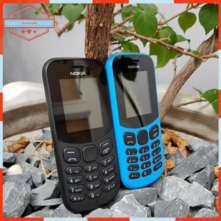 Điện Thoại Cổ Cục Gạch Pin Trâu Nokia 130 TA-1017 Chính Hãng Bàn Phím Số Cho Người Già thumbnail