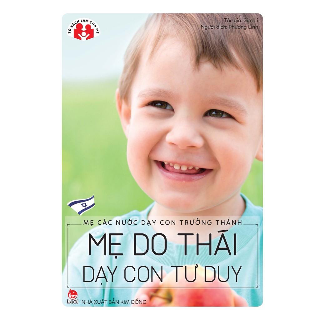 [Sách Thật] Mẹ Do Thái dạy con tư duy - Sun Li - 2682448 , 770584307 , 322_770584307 , 57000 , Sach-That-Me-Do-Thai-day-con-tu-duy-Sun-Li-322_770584307 , shopee.vn , [Sách Thật] Mẹ Do Thái dạy con tư duy - Sun Li