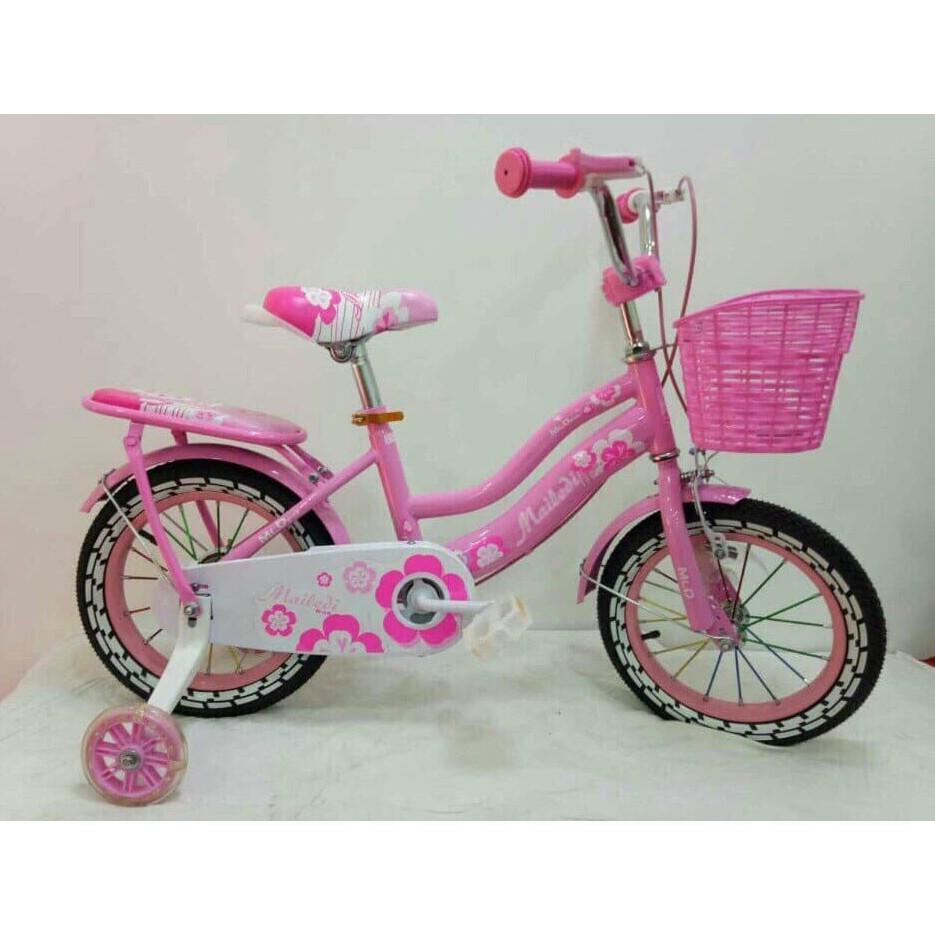 Xe đạp nữ Mailedi cho bé gái bánh 16/18 (cho bé 5-7t, 6-9t) - 3339347 , 958633484 , 322_958633484 , 850000 , Xe-dap-nu-Mailedi-cho-be-gai-banh-16-18-cho-be-5-7t-6-9t-322_958633484 , shopee.vn , Xe đạp nữ Mailedi cho bé gái bánh 16/18 (cho bé 5-7t, 6-9t)