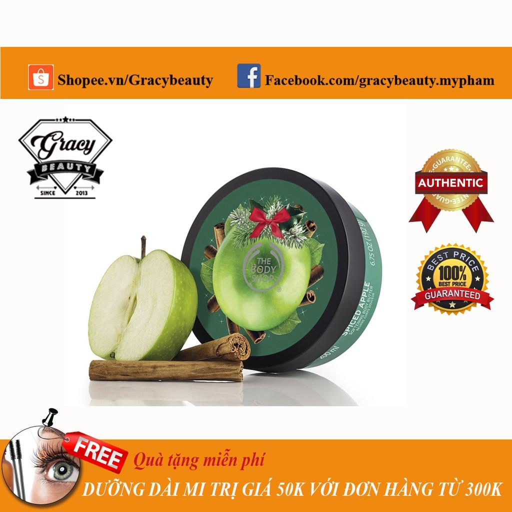 Bơ dưỡng thể Spiced Apple The Body Shop 200ml