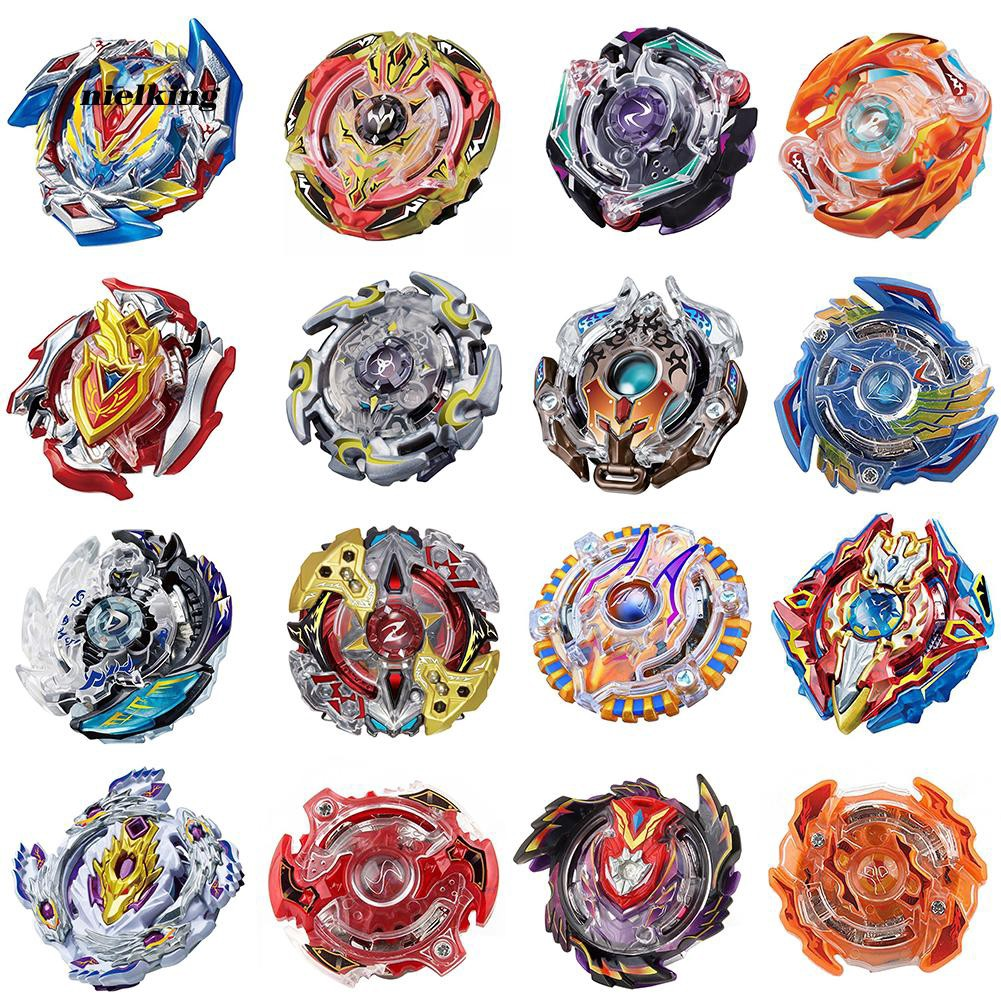 Nlkg♥Fashion Metal Beyblade Spinning Gyro Top Kids Toy Children Gift without Launcher