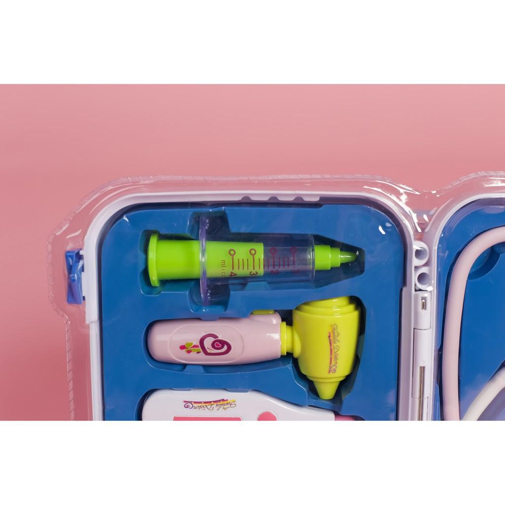 Đồ chơi bác sỹ chạy bằng pin thông minh cho bé tập làm bác sĩ <3 - HÀNG GIỐNG Y HÌNH - SAI HÀNG 1 ĐỔI 1, đồ chơi bác sĩ
