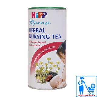 [CHÍNH HÃNG] Trà Cốm Hòa Tan HiPP Mama Herbal Nursing Tea Hộp 200g (Dành cho phụ nữ cho con bú)