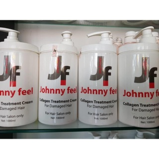 Hấp dầu collagen johnny feel