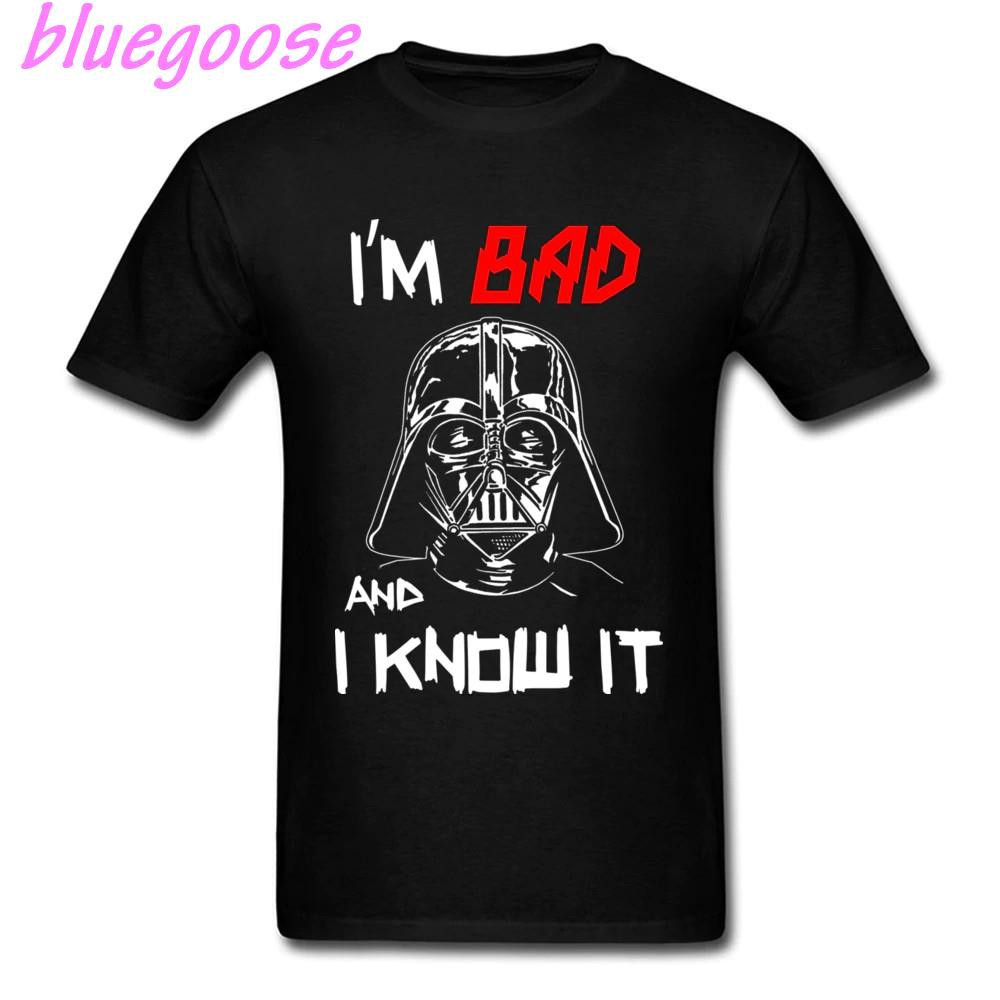 BG Star War Bad Darth Vader Custom Mother Day Fabric Men Tops T Shirt Dominant